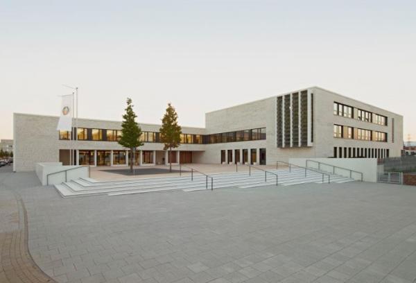 Bestes Gymnasium Frankfurt